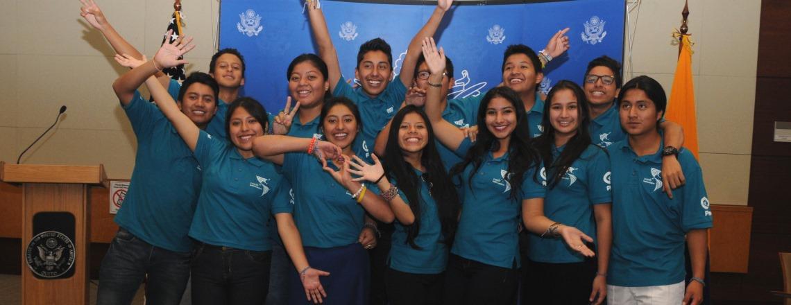 Jóvenes Embajadores 2017