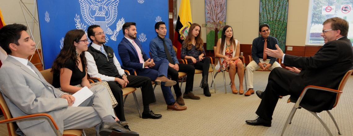Iniciativa Jóvenes Líderes de las Américas